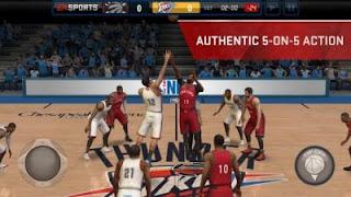 NBA LIVE Mobile Apk Android