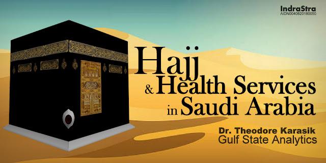 Hajj and Health Services in Saudi Arabia