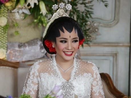 Nagita Slavina Menikah