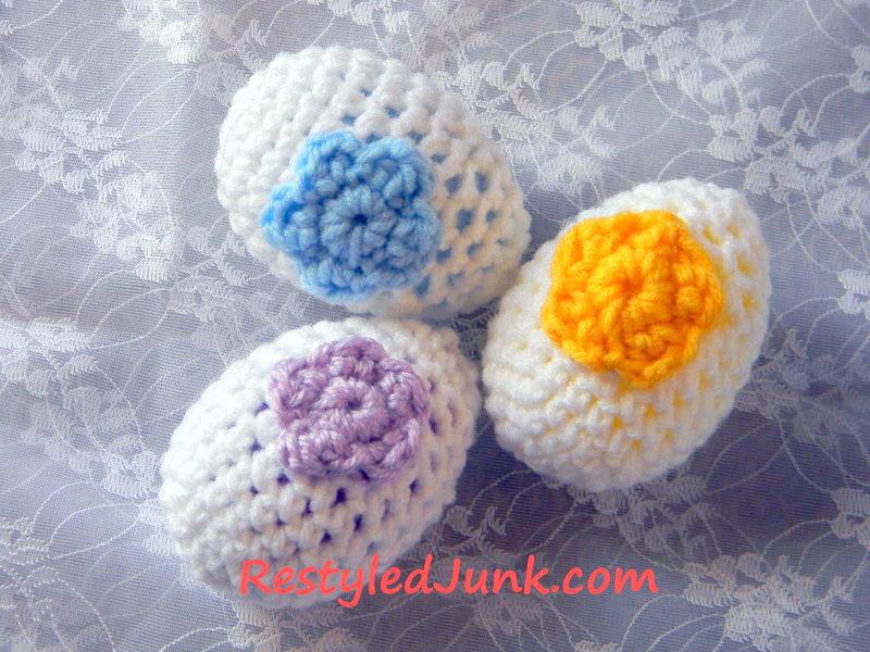 Amvabe Crochet Crochet Easter Eggs