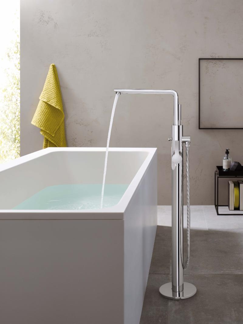 DPHA New Products and Vendor Updates: GROHE\'s New Lineare Faucet ...