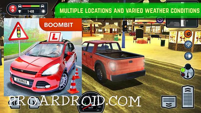 لعبة تعلم القيادة Car Driving School Simulator v2.6 مهكرة للاندرويد (اخر اصدار) logo