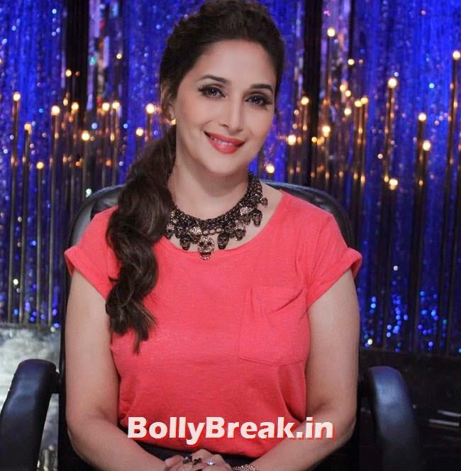 Madhuri Dixit, Jhalak Dikhhla Jaa 5th July Episode Pics - Vidya Balan as Guest