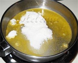 и сахар в масло.