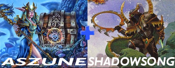 Aszune and Shadowsong to be connected together soon after June 25th 2014