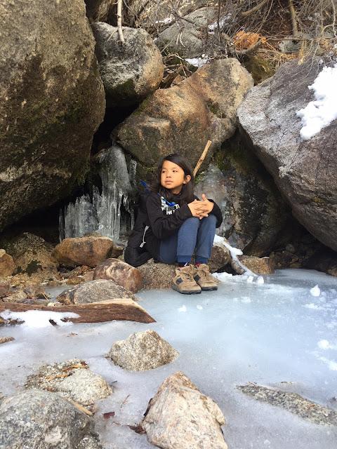 Ziggy-Jo-Ice-Cave-Mount-Whitney-Trail-California