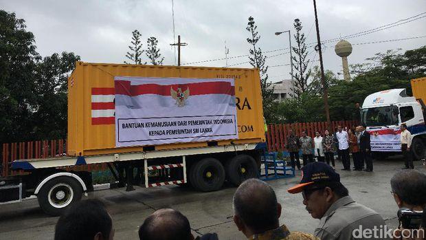 Sri Lanka Krisis Pangan, RI Bantu dengan 5 Ribu Ton Beras