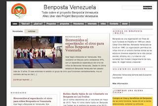 Benposta Venezuela traducido del alemán