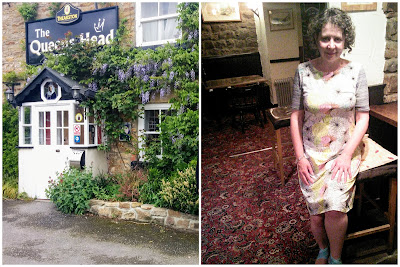 Creates Sew Slow: The Queens Head at Finghall