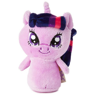 itty bittys Twilight Sparkle my little pony stuffed Hallmark toy