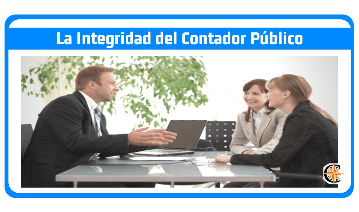 La Integridad del Contador Público