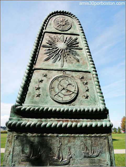 Columbus Quincentennial Memorial