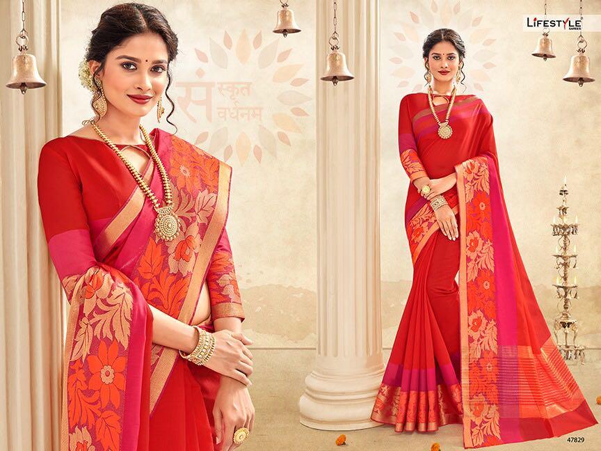 VAIDEHI – Latest New Arrival Designer Weaving Saree
