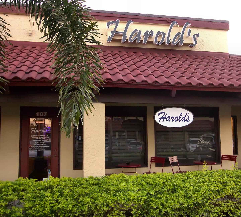 Southwest Florida Forks Dinner At Harold S Restaurant