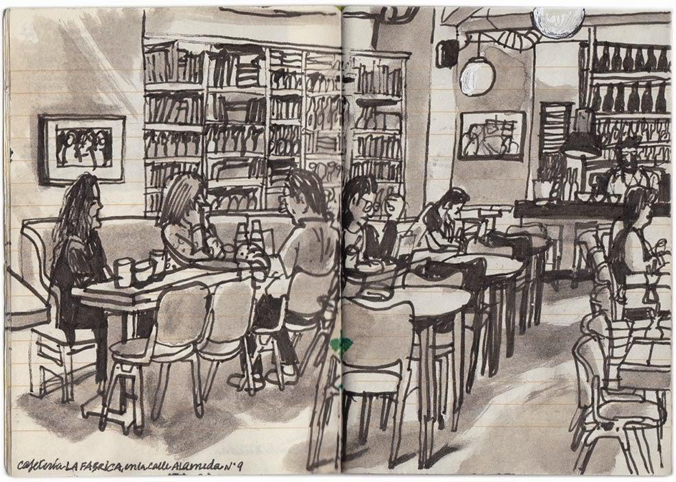 Dextrangis Bares Cafés Y Terrazas De Madrid Abiertos En Agosto