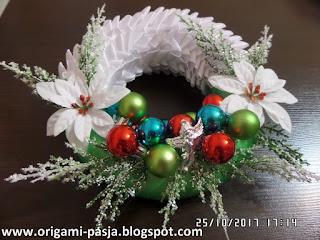 dekoracja, ozdoba, boże narodzenie, na święta, zielony, biały, mikołaj, bombka, bombki, gwiazda betlejemska, czerwony, zielony, niebieski,