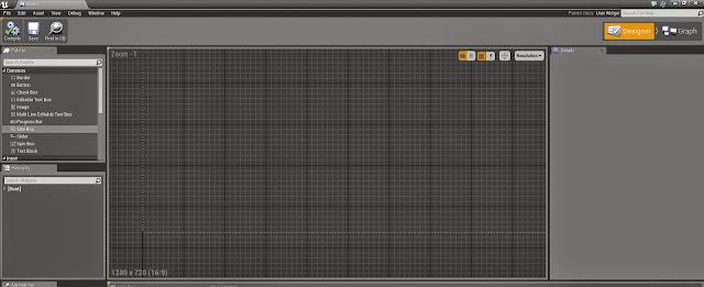 Widget Editor