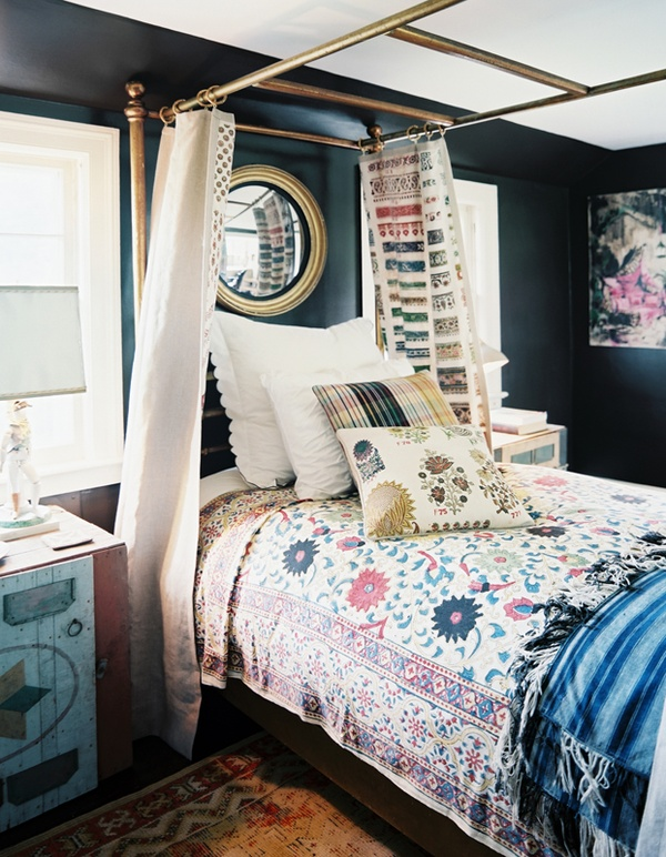 Room Lust: Chic Boho Glam
