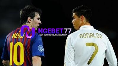 Ronaldo Menghormati Messi Bukan Sebagai Teman
