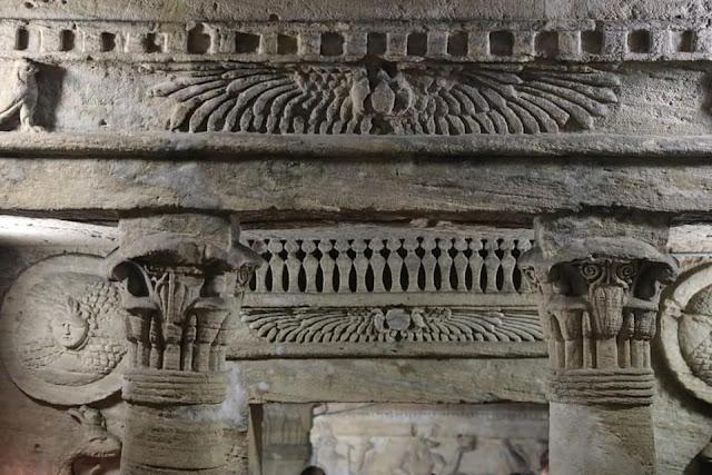 Egypt completes restoration of Kom el-Shuqafa catacombs