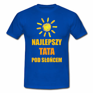 Koszulka Najlepszy tata pod słońcem