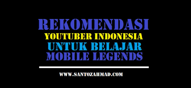 Youtuber Mobile Legends