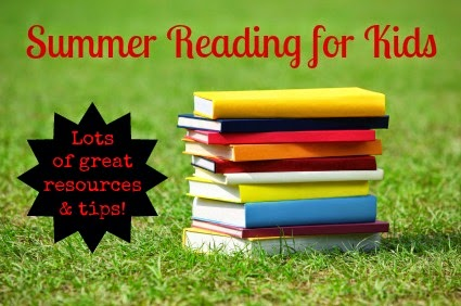 Keeping Up With The Kiddos Kids Summer Reading Ideas
