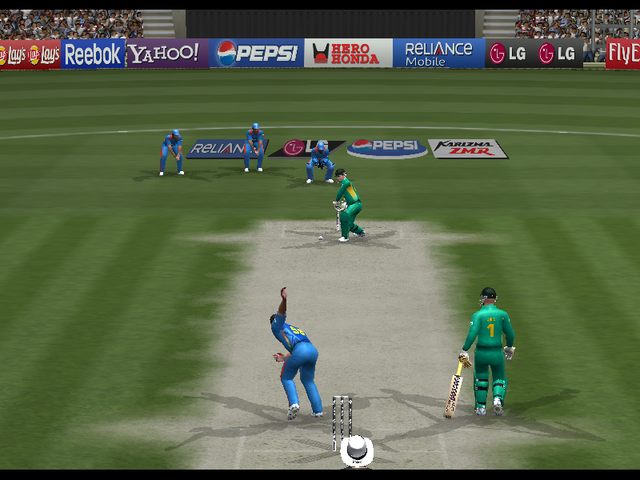 Download a cricket game for free.