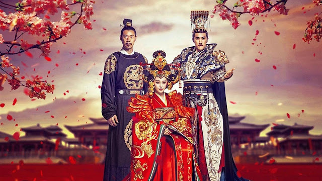 Chinese historical drama Empress of China starring Fan Bing Bing