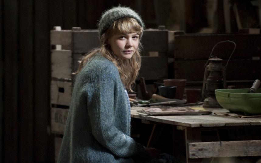 Mulligan took a lead role alongside Keira Knightley in Mark Romenek's adaptation of Kazuo Ishiguro's dystopian novel