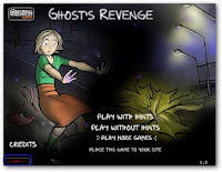 Check out This #Halloween #SpotTheDifferenceGame Ghost's Revenge! #HalloweenGames