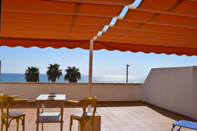 apartamento en venta playa la concha oropesa terraza