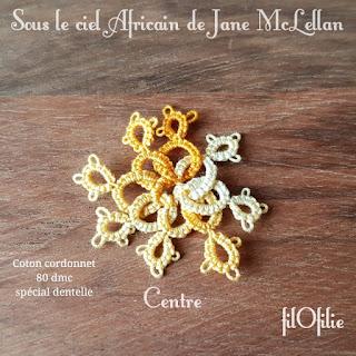 Sous le Ciel Africain de Jane McLellan / rang 1