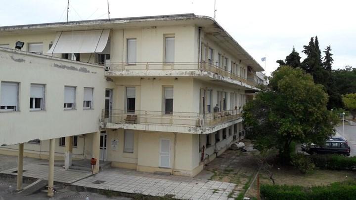 5a083f42f3 Υπό κατάρρευση καταγγέλλουν ότι βρίσκεται το νοσοκομείο Κιλκίς μετά και το  νέο περιστατικό που σημειώθηκε σε θάλαμο ασθενούς.
