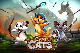 Castle Cats Mod Apk V2.0.1 (Unlimited Gold/Gems)