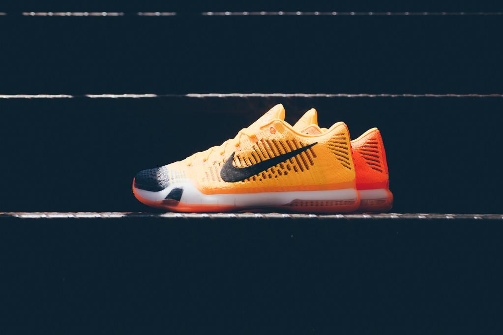 brand new 27a44 6cd64 Nike Kobe X Elite Low - Rivalry
