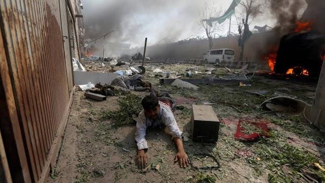 Kabul 90-Manchester 22; el terrorismo yihadista no es un partido de baloncesto