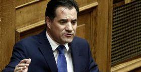 Αδωνις: Αν η Novartis λάδωσε γιατρούς επί ΣΥΡΙΖΑ, λογικά λάδωνε και πολιτικούς