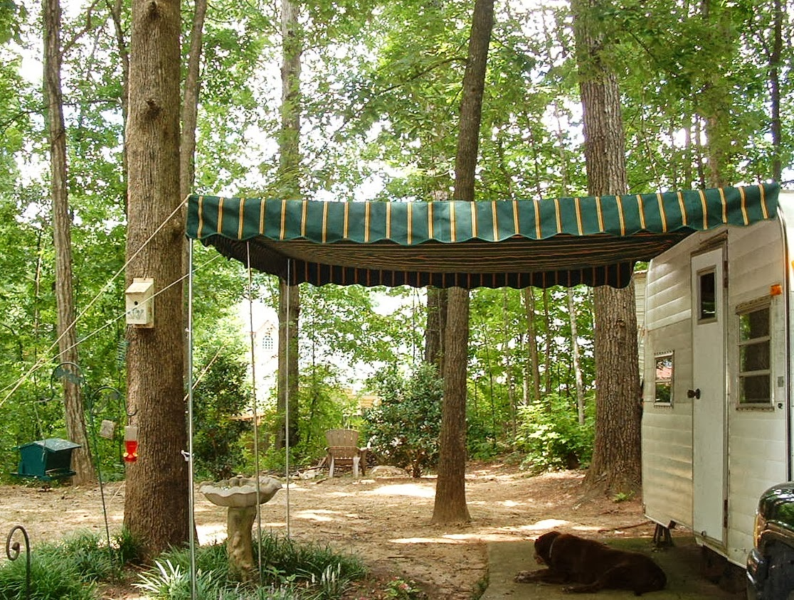 Vintage Awnings: Vintage Trailer Awnings For Sale
