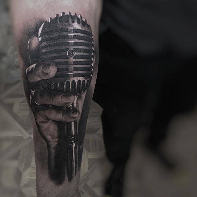 Tattoo by Den Yakovlev