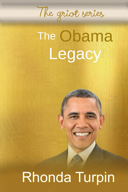 THE OBAMA LEGACY, coming 2017