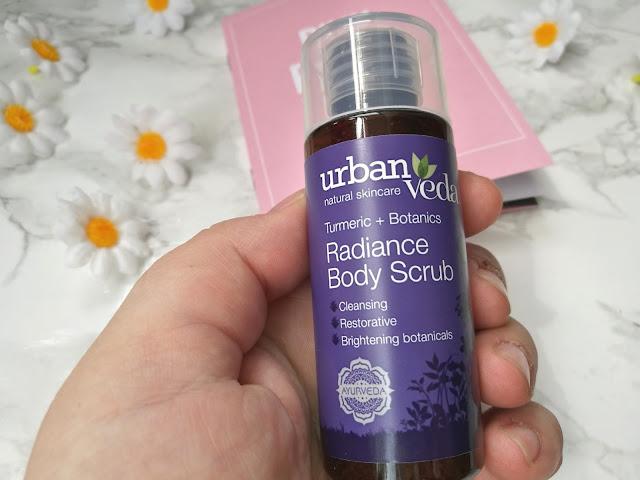Urban Veda Radiance Body Scrub