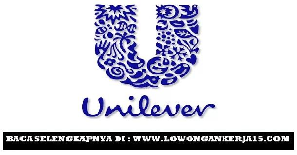 Lowongan Pekerjaan Unilever