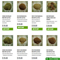 Buy-Kratom Wholesale's Website