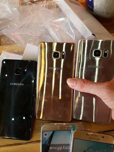 Unboxed Samsung Galaxy Note 7, konfirmasikan RAM 4 GB, ROM 64 GB dan layar lengkung