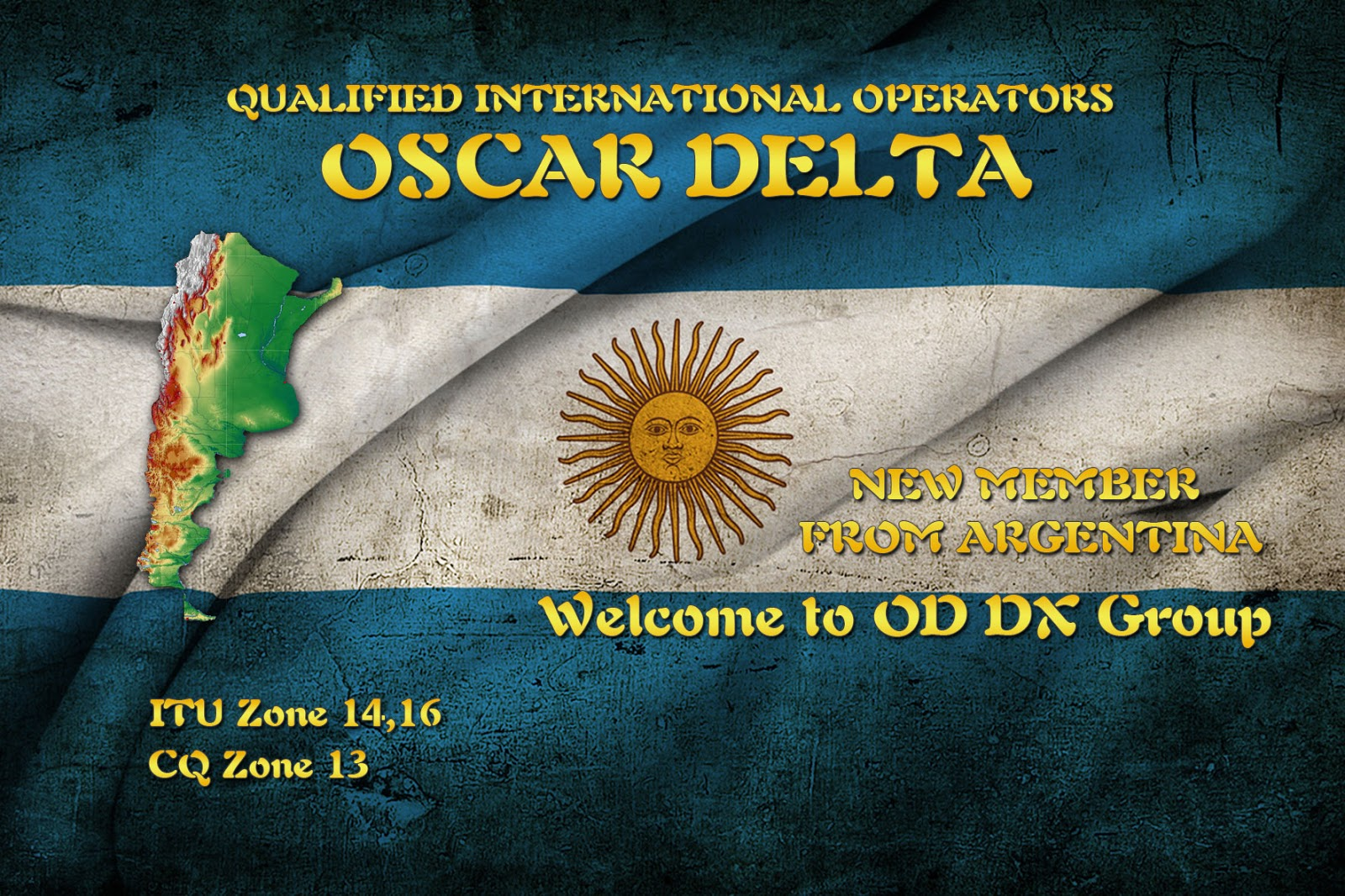 Oscar Delta DX Group: April 2018
