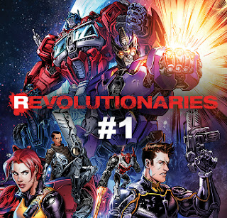 Revolutionaries #1
