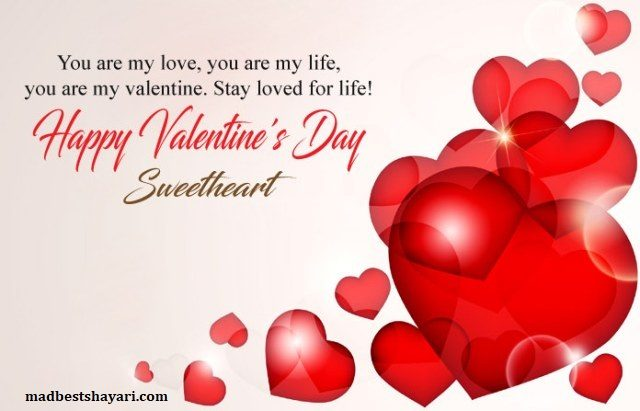 Happy Valentines Day Shayari Images 2019