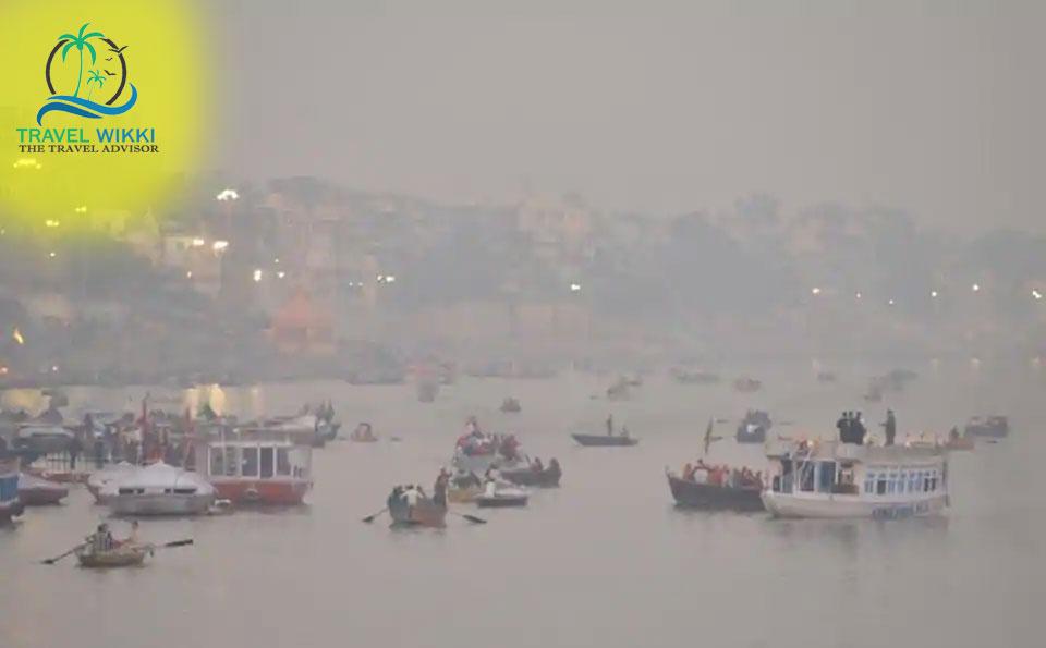 Varanasi  In January