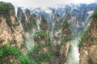 Zhangjiaje National Forest Park  Avatar (2009)